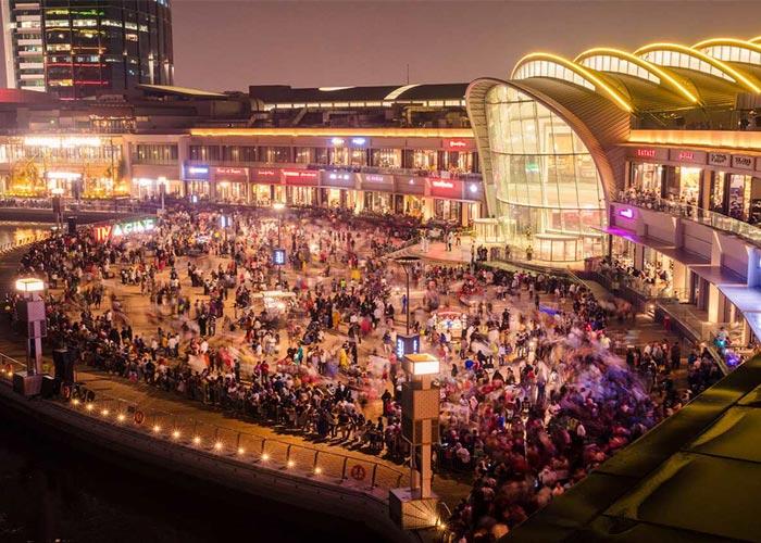 Dubai shopping festival 2020