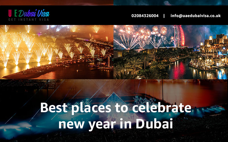 best places to celebrate new year in dubai
